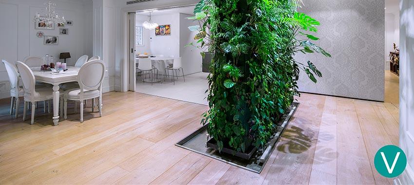 Verdtical crea los jardines verticales inteligentes