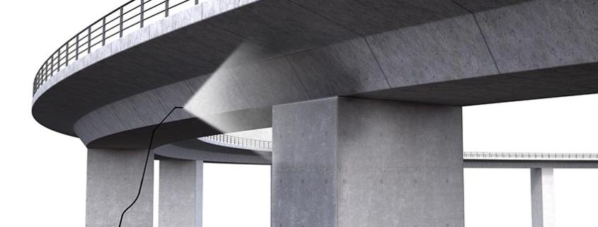 Soluciones para ampliar la vida útil de las estructuras de hormigón
