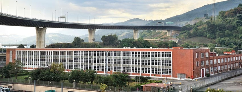 La fábrica de Alstom en Trápaga instala paneles solares