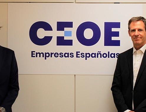 ANEFHOP, nuevo miembro de la organización empresarial CEOE