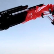 Fassi presenta su nuevo modelo de grúas pesadas, Fassi F1450R HXP