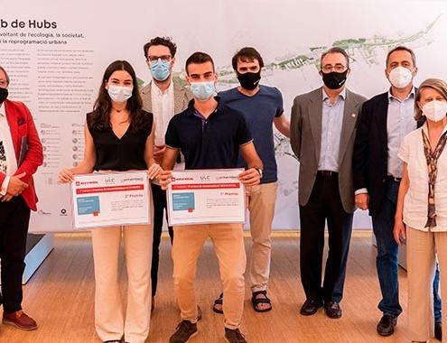 Ganadores de los Premios Sostenibilidad ROCKWOOL