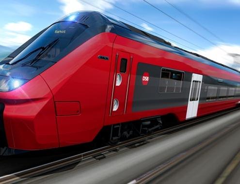 Alstom gana el mayor contrato ferroviario en la historia de Dinamarca