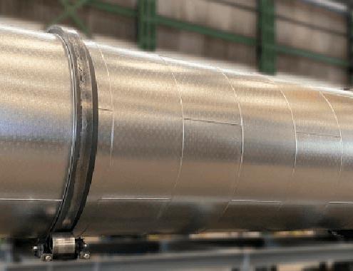 Horizon +, una innovadora caldera de biomasa con sistema de autolimpieza