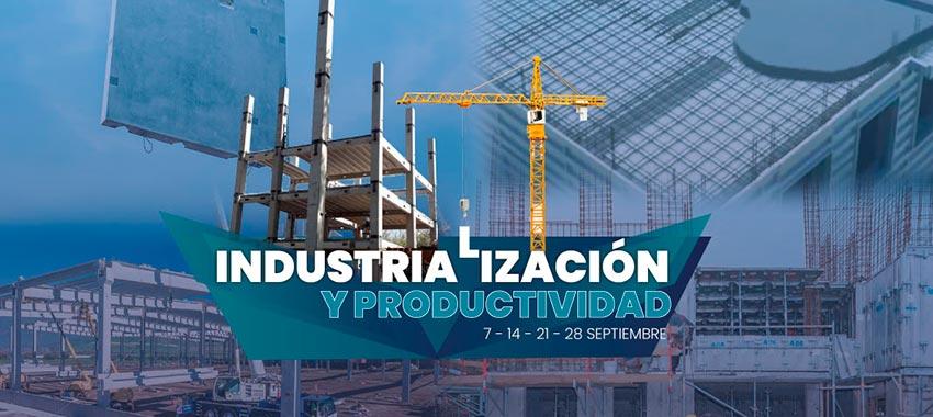Congreso virtual sobre industrialización y productividad ICH