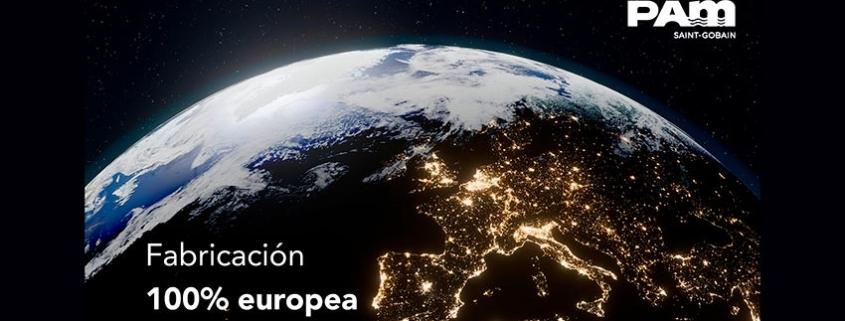 Tuberías Saint-Gobain PAM: fabricación 100% europea