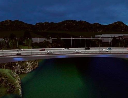 Grupo Puentes se adjudica la construcción del puente La Hachadura