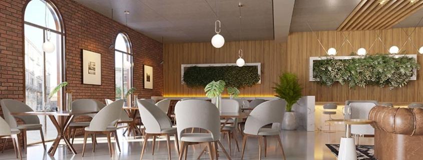 Hunter Douglas Architectural lanza Rechapado Hormigón