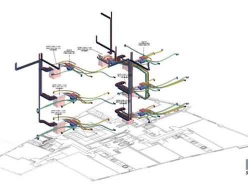 Los nuevos sistemas de ventilación impulsan la construcción industrializada