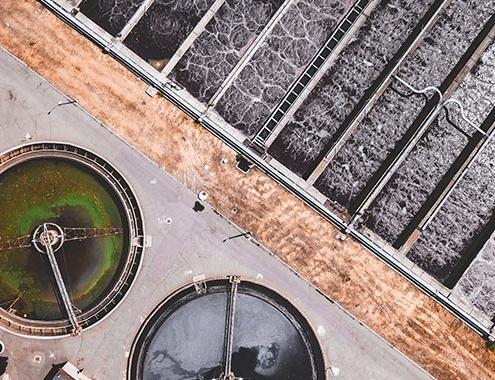 Superbacterias de las plantas de tratamiento de aguas, una amenaza