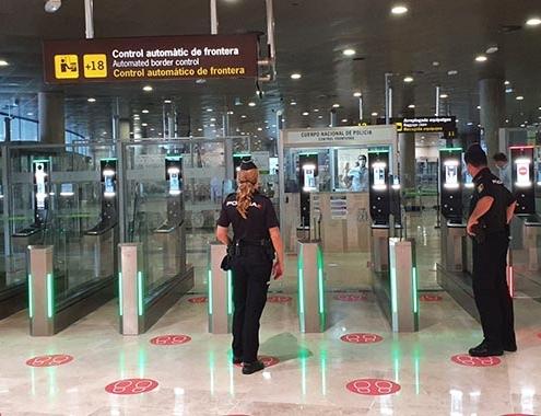 Mejoras en la experiencia de viaje en Aeropuertos españoles