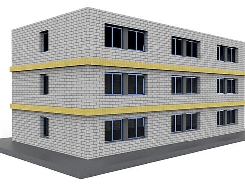 Los sistemas webertherm, una protección eficaz frente al fuego en fachadas de edificios con SATE