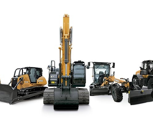 CASE Construction Equipment reforzará su oferta de mini y midiexcavadoras