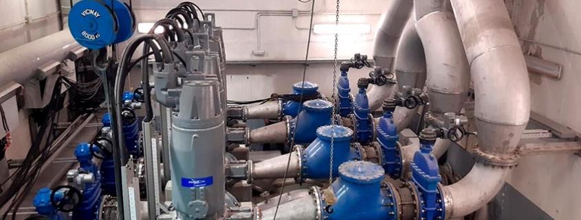 ACCIONA completa las obras del colector de aguas residuales de la ría de Mundaka