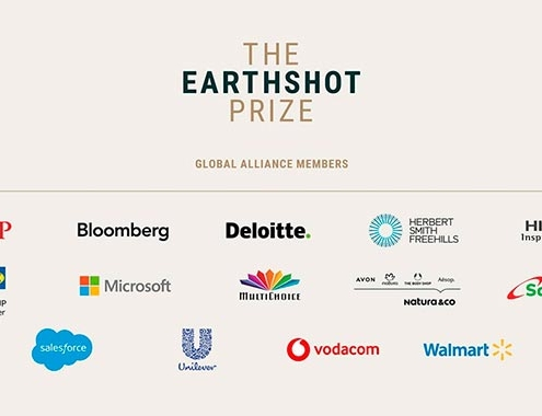 Arup aporta su experiencia en el ámbito de la construcción a los ganadores del Premio Earthshot