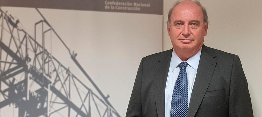 Mariano Sanz Loriente nuevo secretario general de la Confederación Nacional de la Construcción (CNC)