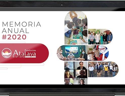Fundación Atalaya Riotinto publica su Memoria Anual 2020