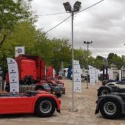 Scania en la Feria de Vehículos Industriales de Ocasión en Manzanares