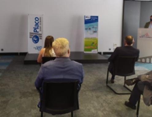"""Actívitas 55 gana premio en Concurso """"Reciclaje de Placa de Yeso Placo"""""""