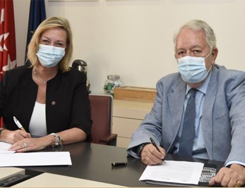 Nuevo convenio para gestionar las ayudas europeas a la rehabilitación