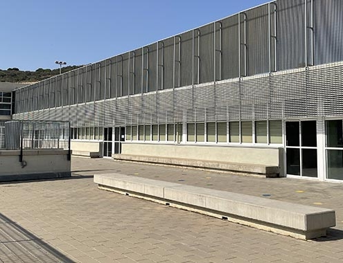 La Generalitat y Siber impulsan un proyecto para frenar el Covid en el aire de las aulas