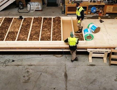 Las soluciones sostenibles de Knauf Insulation, presentes en Rebuild
