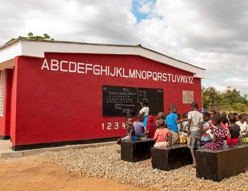 Construyen escuela en Malawi en 18 horas gracias a la impresión en 3D