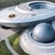 Museo de Astronomía de Shanghai: Una vista al espacio con hormigón