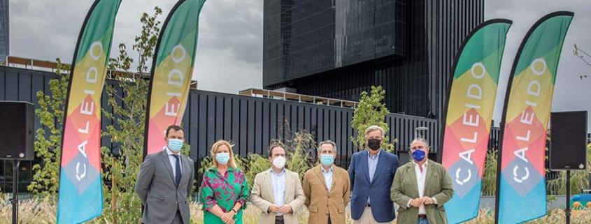 El parque Caleido, se convertirá en el pulmón verde de la zona norte de Madrid