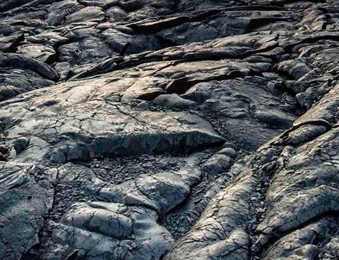 """Roca volcánica para un Clinker """"verde"""""""
