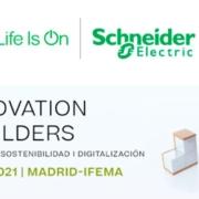Schneider Electric muestra sus soluciones para los Edificios y los Hogares del Futuro en Rebuild 2021