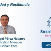 Saint-Gobain PAM en Smart Water Summit 2021