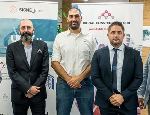 Aparejadores de Madrid introduce el 1 de octubre el visado blockchain