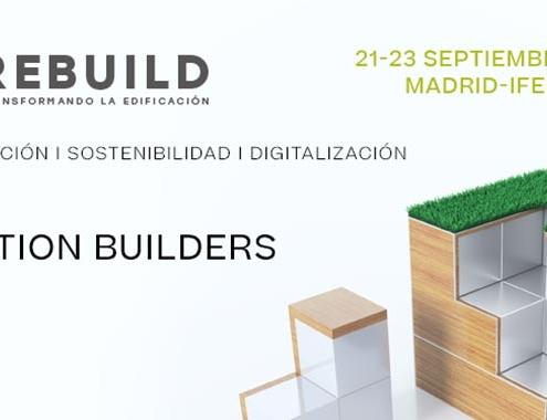 Zehnder Group Ibérica participa en REBUILD21