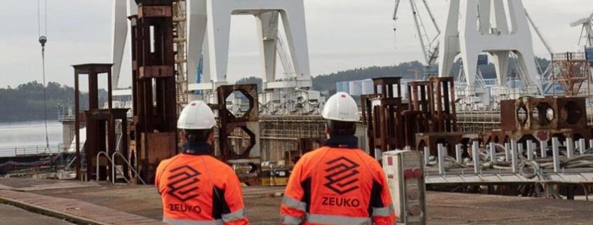 Zeuko renueva las grúas antiguas con retrofit eléctrico
