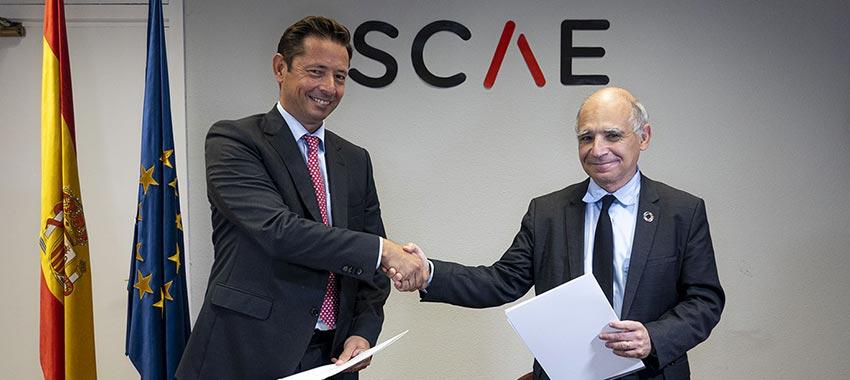 CSCAE y Andimat se unen para alcanzar los objetivos de rehabilitación