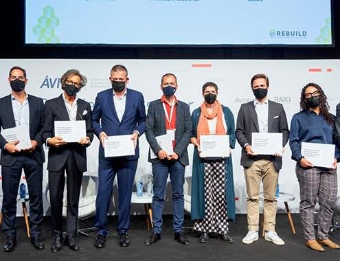 Grupo Avintia presenta su 'Libro Blanco: sostenibilidad en construcción industrializada' durante Rebuild 2021