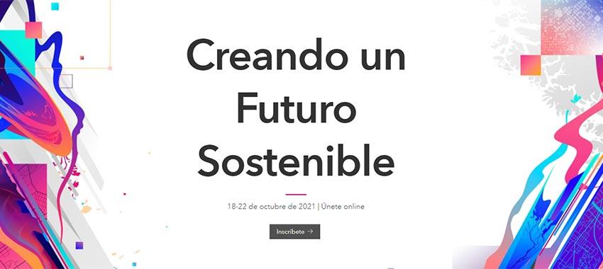 Conferencia Esri España 2021, el mayor encuentro de tecnología geoespacial de España